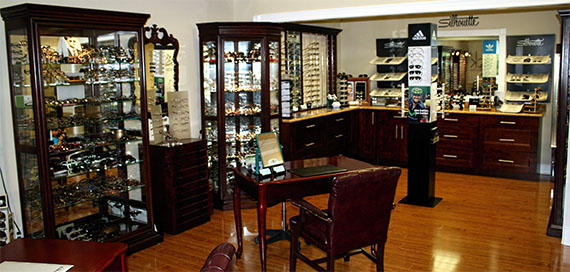Earth Vision Eye Care Optical Store and Optometrist